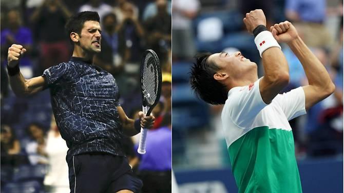 """Đánh bại """"hiện tượng"""" Millman, Djokovic lần thứ 11 vào bán kết Mỹ mở rộng"""