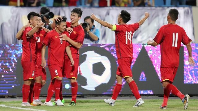 Việt Nam là ứng cử viên hàng đầu cho chức vô địch AFF Suzuki Cup 2018