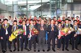 Đoàn Việt Nam đoạt 7 Huy chương Vàng Tay nghề ASEAN