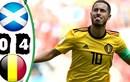 """Thể thao 24h: Lukaku và Batshuayi """"nổ súng"""", Bỉ thắng dễ Scotland"""