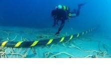 Sự cố trên tuyến cáp quang biển AAG đã được khắc phục