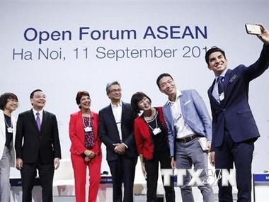 WEF ASEAN 2018: Cách mạng công nghiệp 4.0 tạo ra cơ hội cho giới trẻ