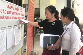 Ban Dân tộc tỉnh: Khắc phục hạn chế trong kiểm soát thủ tục hành chính