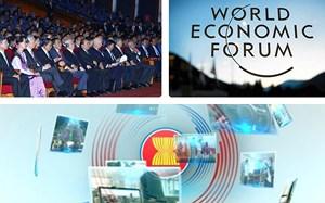 Hôm nay, WEF ASEAN 2018 thảo luận về blockchain, kinh tế ngầm