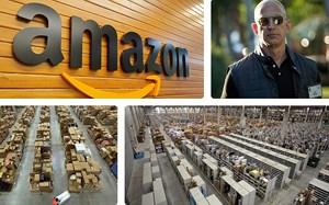 Jeff Bezos xây dựng đế chế kinh doanh khổng lồ Amazon như thế nào?