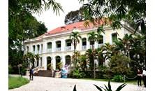 Thăm dinh thự Pháp gần 150 tuổi tại TP Hồ Chí Minh