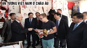 Ấn tượng Việt Nam ở châu Âu