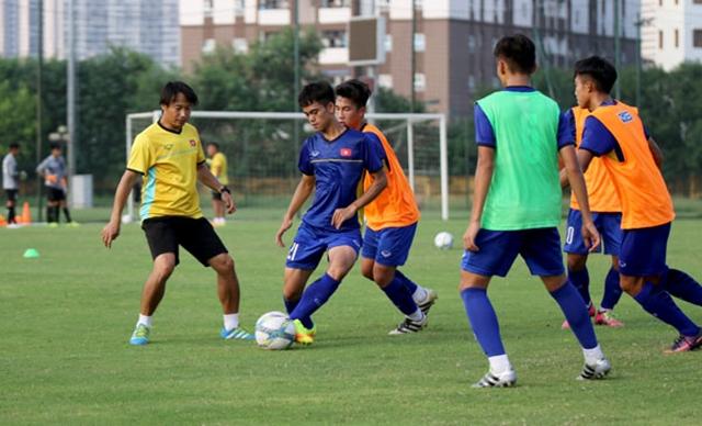 Tuyển Việt Nam lên đường dự Vòng chung kết U16 châu Á