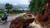 Nguy cơ sạt lở đất do mưa lớn tại một số tỉnh Bắc Bộ