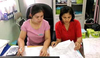 Phát triển đối tượng tham gia bảo hiểm xã hội tự nguyện: Đình Lập về đích trước thời hạn