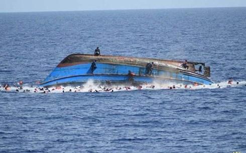Lật thuyền tại Congo, nhiều người thiệt mạng và mất tích