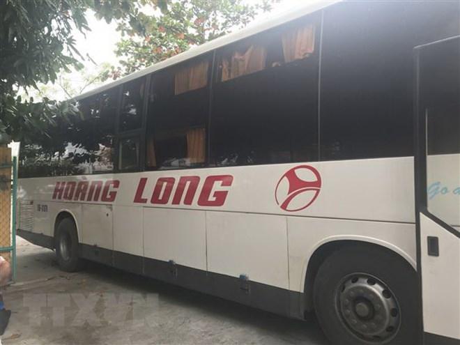 Quảng Nam: Phát hiện xe khách chở hơn 2.000 bao thuốc lá nhập lậu