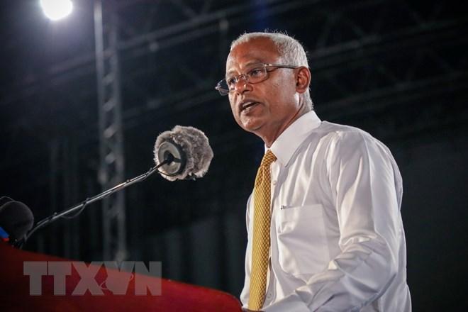 Bầu cử Tổng thống Maldives: Ứng cử viên đối lập được 58,3% số phiếu
