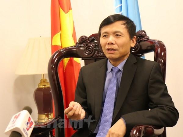 Việt Nam là thành viên tích cực, có trách nhiệm của Liên hợp quốc
