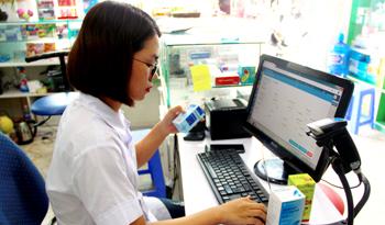 Ứng dụng công nghệ thông tin kết nối cơ sở cung ứng thuốc