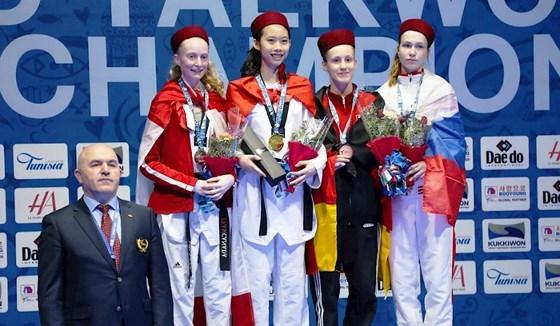 Đoàn Việt Nam đặt mục tiêu giành HCV tại Olympic trẻ 2018