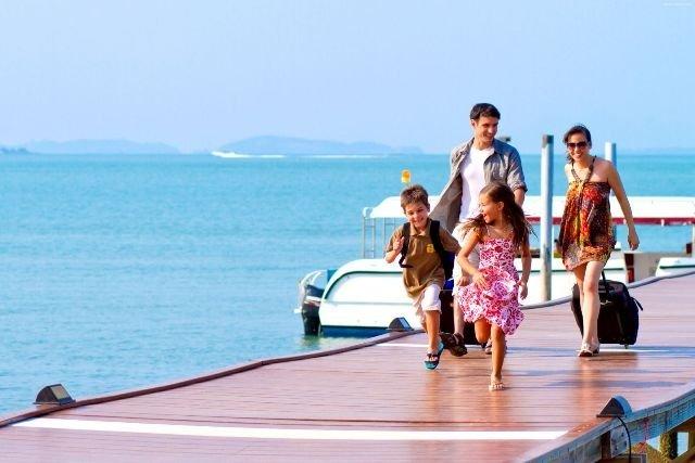 Những mẹo hữu ích cho các bé trong chuyến du lịch xa