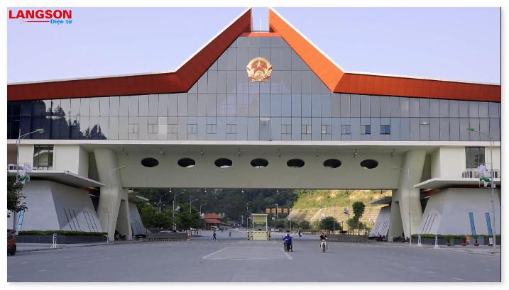 Lạng Sơn phát triển tiềm năng kinh tế cửa khẩu
