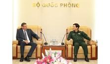 Việt Nam và I-xra-en lần đầu tiên đối thoại chính sách quốc phòng