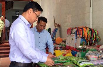 Hội nông dân tích cực tham gia giám sát về nông thôn, nông nghiệp
