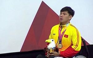 Võ Thanh Tùng lại phá kỷ lục châu Á