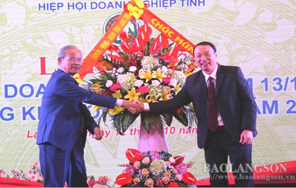 Lạng Sơn kỷ niệm ngày Doanh nhân Việt Nam