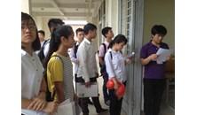 Báo cáo Thủ tướng việc hoàn thiện quy trình tổ chức kỳ thi THPT quốc gia
