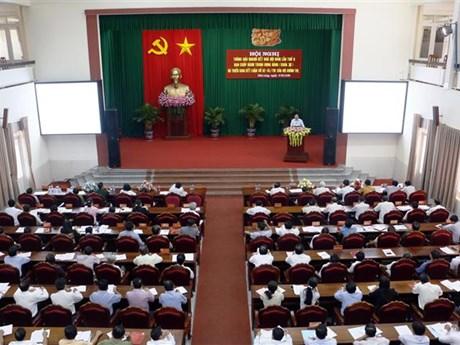 Thông báo những nội dung quan trọng Hội nghị Trung ương 8 khóa XII