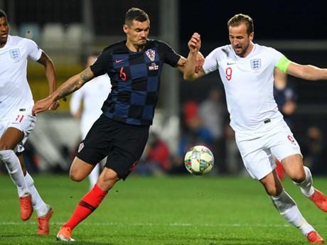 Kết quả UEFA Nations League: Á quân thế giới chưa biết đến chiến thắng