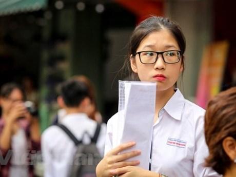 Đề thi THPT quốc gia 2019 sẽ không còn câu hỏi quá khó?