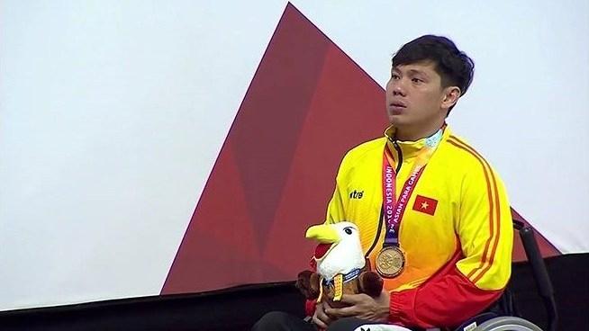Đoàn Việt Nam giành tổng cộng 40 huy chương tại Asian Para Games 2018