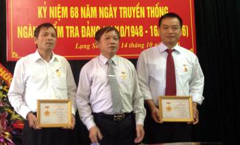 Ngành kiểm tra Đảng tỉnh: Tự hào 70 năm xây dựng và phát triển