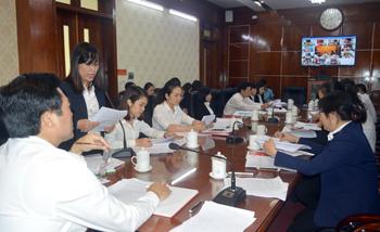Tòa án Nhân dân tỉnh: Cải cách hành chính tư pháp nhờ ứng dụng công nghệ thông tin