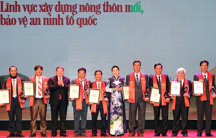 """Chương trình """"Tự hào nông dân Việt Nam năm 2018"""""""