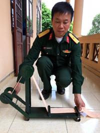 Ban CHQS huyện Cao Lộc: Chuyển biến học tập và làm theo gương Bác