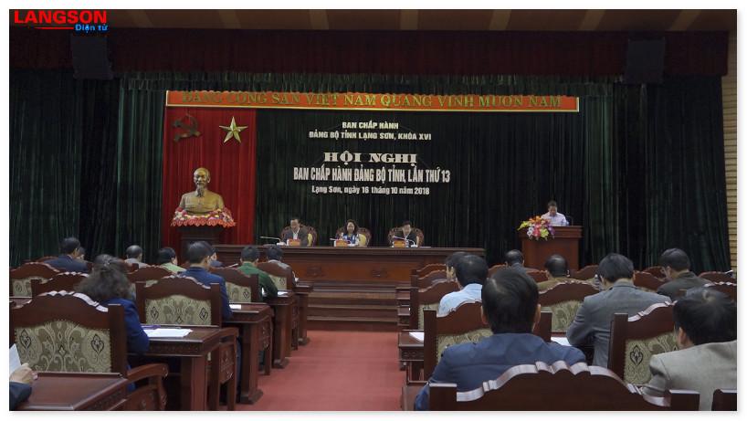 Ban Chấp hành Đảng bộ tỉnh đánh giá kết quả công tác 9 tháng