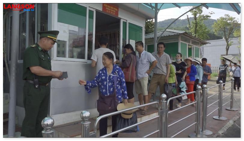 Lạng Sơn giảm 50% lượt người xuất cảnh trái phép qua biên giới