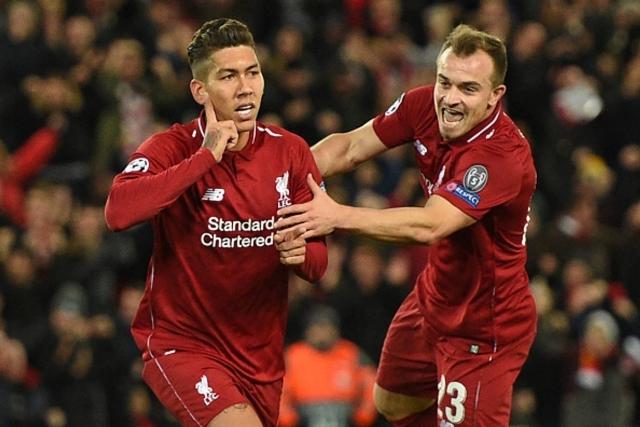 """Liverpool, B. Dortmund thắng """"bốn sao"""""""