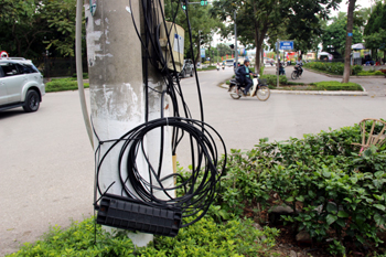 Cần sớm quy hoạch hạ tầng viễn thông thụ động