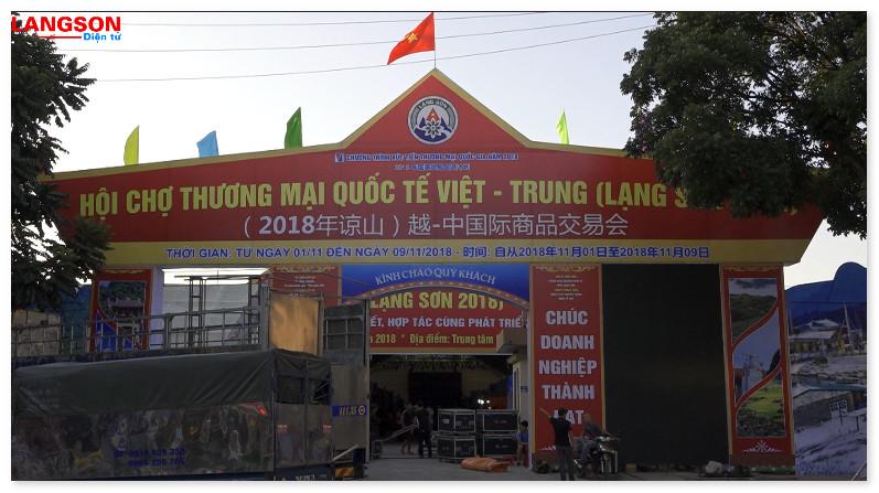 Sẵn sàng cho Hội chợ Thương mại quốc tế Việt - Trung