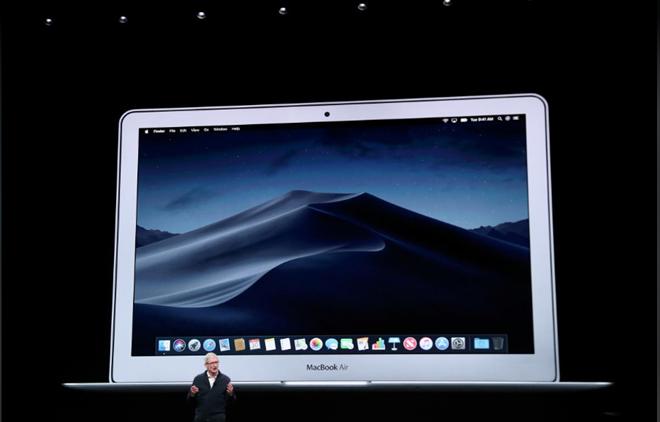 Apple ra mắt bộ đôi máy tính xách tay MacBook Air và Mac Mini mới