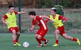 Minh Vương bất ngờ bị loại khỏi danh sách dự AFF Cup