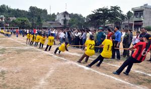 Hữu Lũng: Lan tỏa phong trào thể dục thể thao quần chúng
