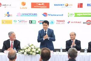 Hà Nội công bố nhận quyền đăng cai Giải đua ô tô Công thức 1