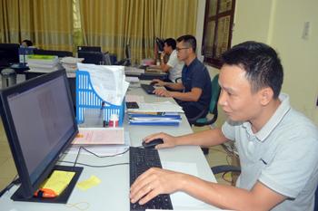 Hiện đại hóa công tác quản lý đất đai