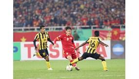 AFF Cup: Việt Nam thắng 05 trận trước Malaysia trong 10 lần đối đầu