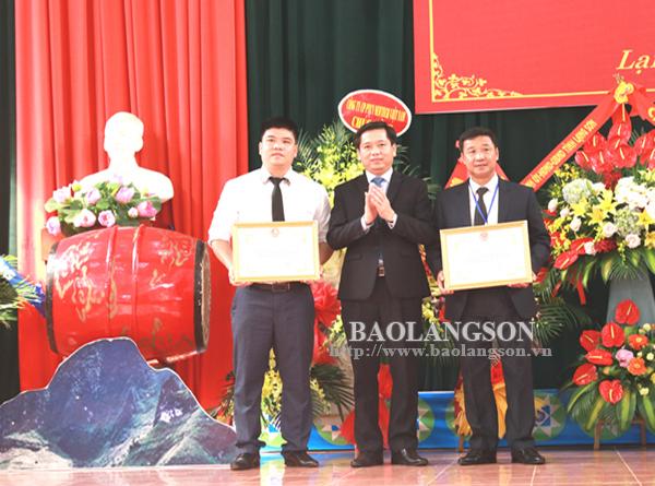 Trường Cao đẳng Nghề Lạng Sơn khai giảng năm học 2018-2019