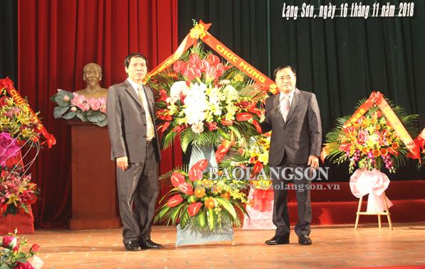 Trường Cao đẳng Sư phạm Lạng Sơn khai giảng năm học mới