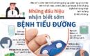 Những dấu hiệu nhận biết sớm bệnh tiểu đường