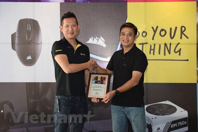 Thiết bị chơi game PC-CORSAIR được phân phối chính thức tại Việt Nam